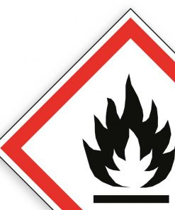 GHS COSHH Symbol Signs